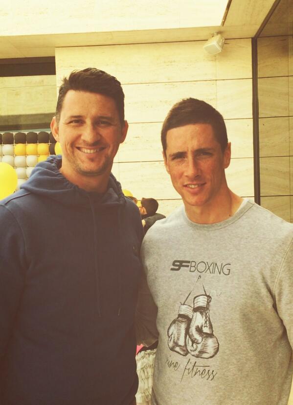 ¿Cuánto mide Fernando Torres? - Real height BjhMUIqIIAADv94