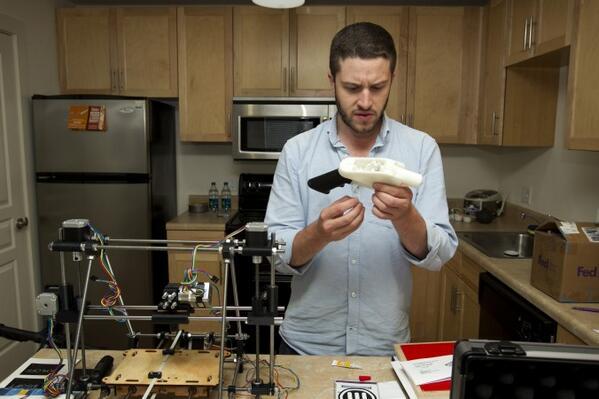 "D&V Debate I: 3D Printed Gun, 3/27 @MuseumModernArt. ""We cannot limit open source design"" Tix: http://t.co/QJ6rytiZMU http://t.co/lnjyq5AwqJ"