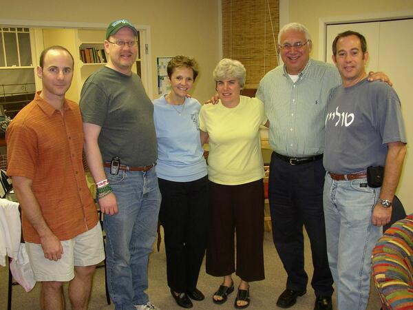 #greatscott Thanks for your leadership and vision.  9/10/06 at Tulane Hillel http://t.co/GhN2XBBrcE