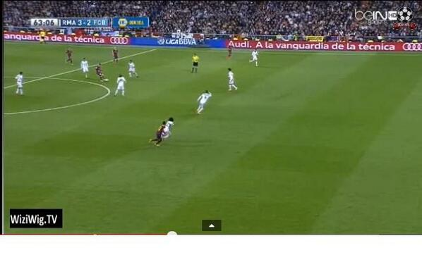 BjjqCsHCcAAeiTv Forget Ramos controversy: Lionel Messis awesome through ball for Neymar was Clasico highlight [Video]