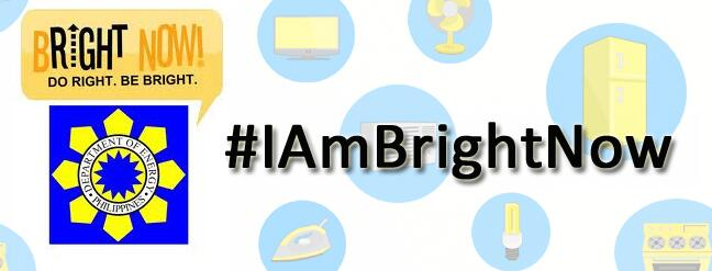 @risahontiveros @gangbadoy @Jimparedes How energy efficient are you? Share your energy tips! #IAmBrightNow http://t.co/4XxCJHGEzS