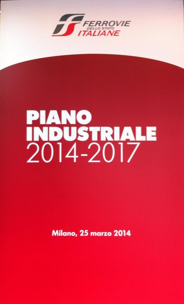 Thumbnail for Piano Industriale FS Italiane 2014-2017