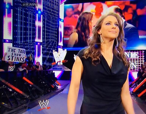 Please RT. Last night on @wwe #Raw #RawBrooklyn #TheToddShow http://t.co/G8sGKccXX0