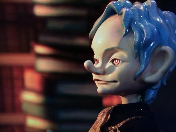 シャーロック・ホームズの人形劇に出演予定 : YouTubeで話題の ...