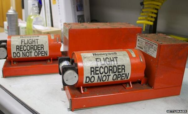 Black boxes. They have a short battery life, only two-hours of data and aren't black http://t.co/jPSdWKOCVJ #MH370 http://t.co/Y59c4WFEKg