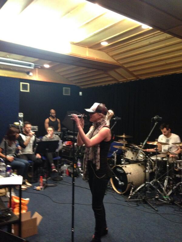 @SarahNHarding sounding great in rehearsals http://t.co/i8QL1MsWn3