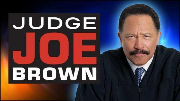 Looks like SOMEONE has a bad case of Only Child Syndrome! http://t.co/n7DIKrXXBw #JudgeJoeBrown http://t.co/bYqQPqzise