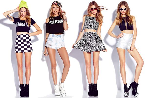 FOREVER 21: Up to 30% off with your purchase