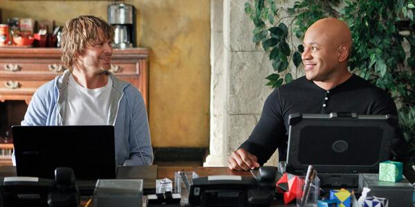 Write a caption for this photo taken from tonight's #NCISLA: (cc @LLCOOLJ @ericcolsen) http://t.co/wvQPKoOmDv