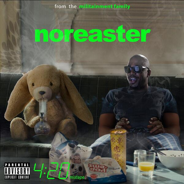 @Noreaga #Noreaster #420 #Mixtape drops on #Easter #Sunday Get Ready! #Nore #Noreaga http://t.co/u0qvfksQBw