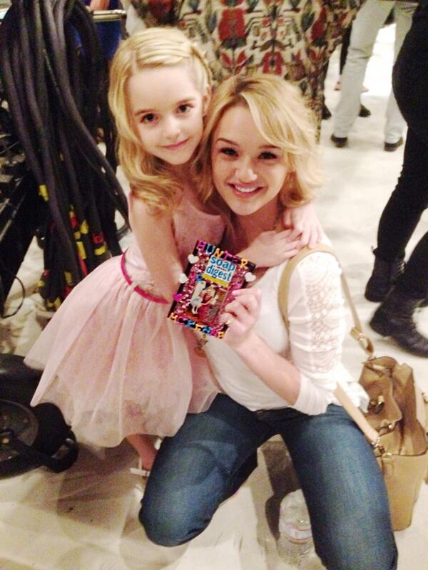 Mckenna Grace Young And Restless