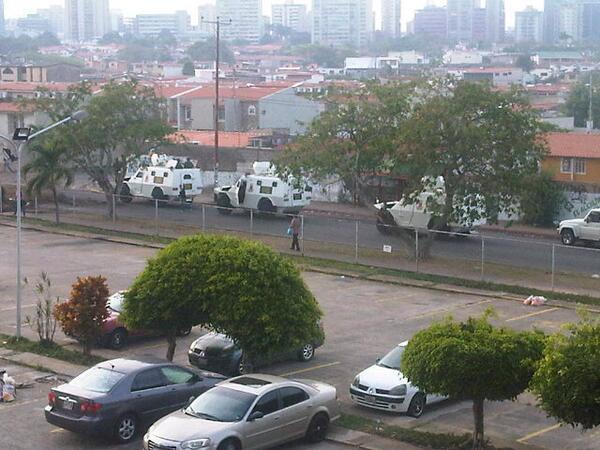 La Churuata Militarizada@trafficGUAYANA http://t.co/bhANg7NY2R