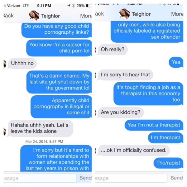 How to do a tinder hookup