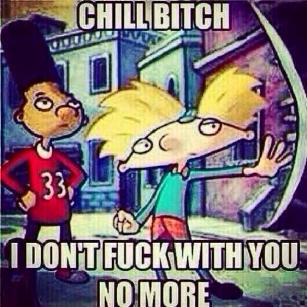 exs be like