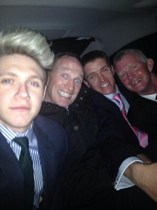 Myself @paulcarberry @NiallOfficial and Mick Kinane have started a new band.... #nodirection http://t.co/4bnaALsD0y