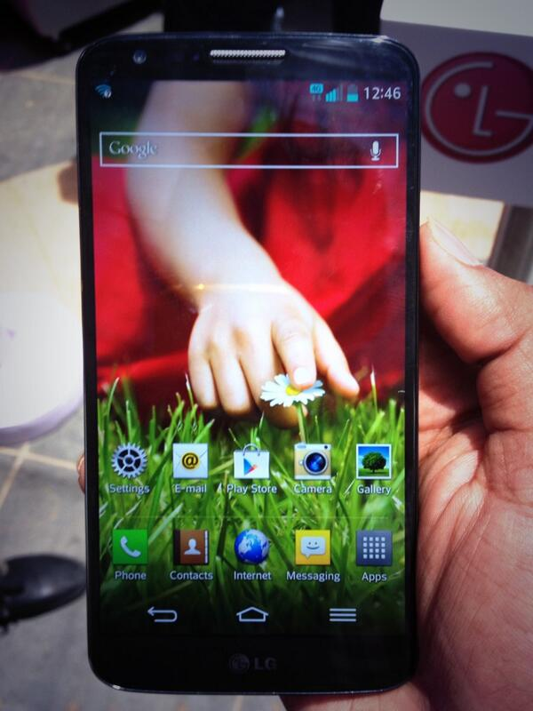 Here is @LGIndiaTweets first 4G phone: http://t.co/BXMMw6jF3Z