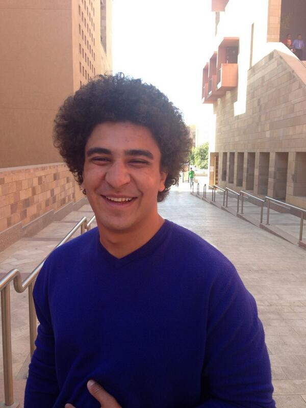 "Ahmed Ashkar, without hesitation, said ""Heights. I get scared standing even on the first floor."" #JRMC202 http://t.co/z0iK99Gbcd"