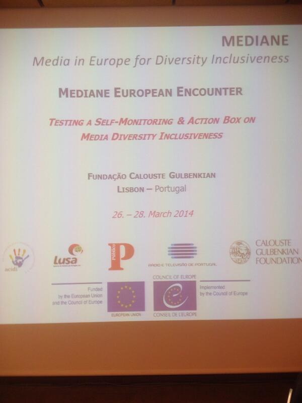 Thumbnail for MEDIANE European Encounter Lisbon