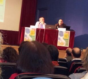 Agirregabiria hizketan #EEGApps2014 http://t.co/odJvpsNhfT