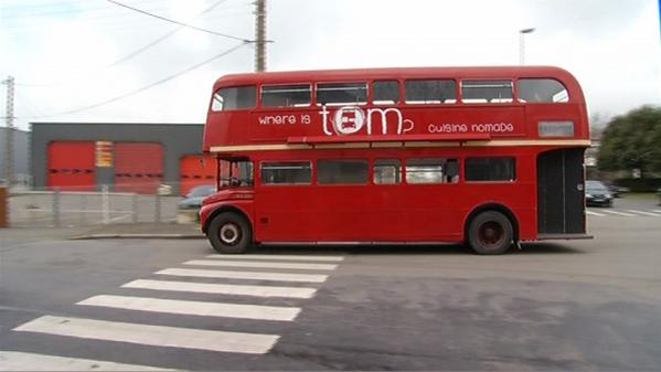 Ville de guidel villedeguidel twitter - Image de bus anglais ...