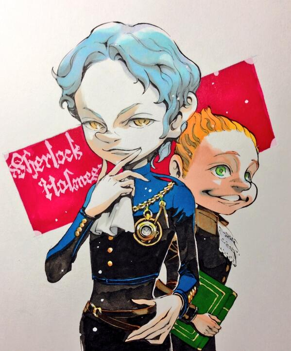 tweet : NHK 三谷幸喜 シャーロックホームズ_…原作同じなのに本当 ...