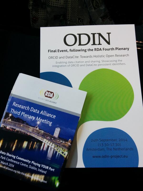 ODIN flyers
