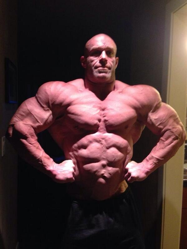 "Mark Bell on Twitter: ""Former Strongman Jon Anderson is ..."