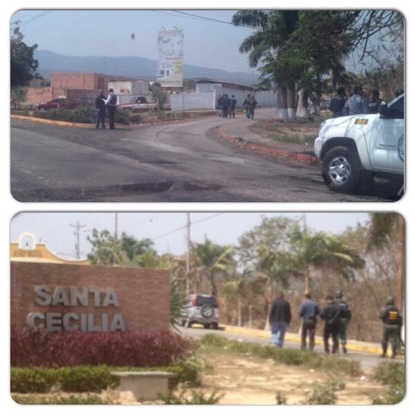 """""""@rubmarly: Muchas """"tensas"""" visitas de funcionarios GN y CICPC en #cabudare Urb. Sta Cecilia http://t.co/wY7isB1CcT"""""""