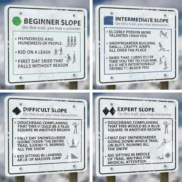 Honest Ski Warnings  Some things your instructor didn't tell you... http://t.co/JVoFSCM7Oq http://t.co/EQJVBFBBki
