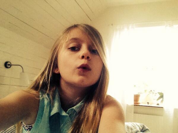 Selfie teen