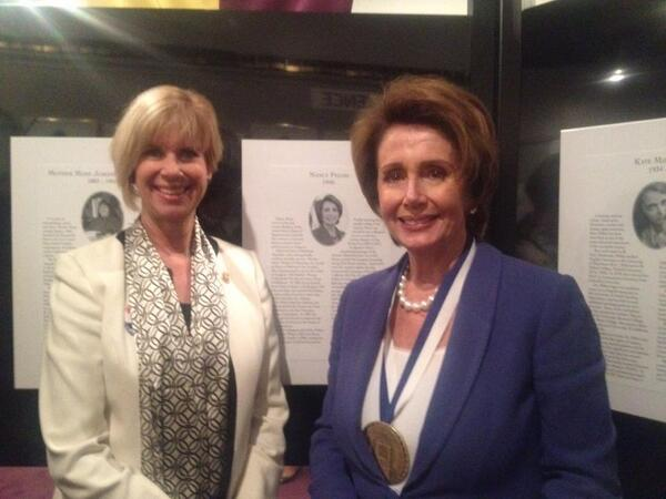 Happy birthday to our fearless leader @NancyPelosi! http://t.co/9ZOscOMkjy
