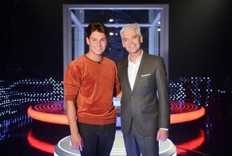 see @JoeyEssex_ take on #thecube on Friday 11th April at 9pm on @ITV @Schofe http://t.co/eZVBGzb608