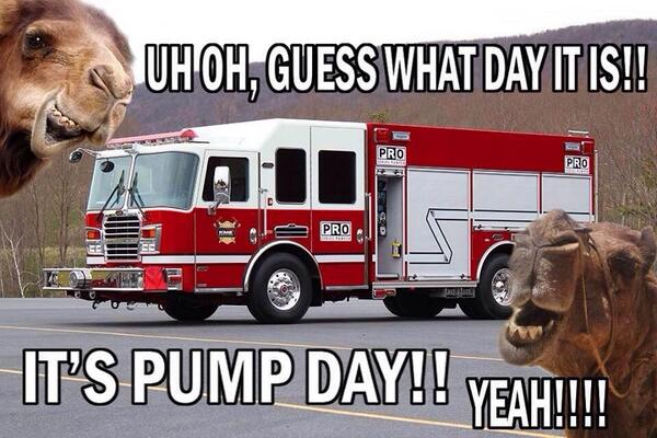 Mike! Mike! Mike! Mike! Mike! Mike! Guess what day it is?  Say it!   It's HumpDay! http://t.co/jjzaUPiahE