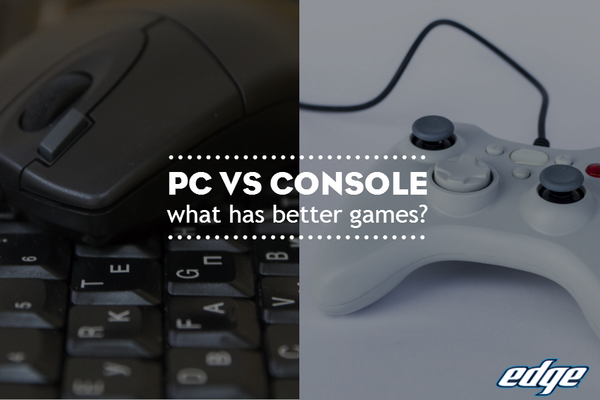 PC vs. Console – let the flame war begin! http://t.co/6JrYaFVpAg