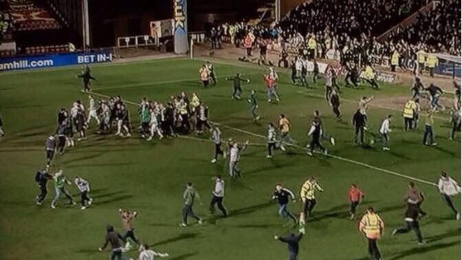 The best pictures as Celtic win the SPL after a 5 1 win at Partick Thistle