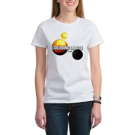 Save at least 25% on COLLIDING ORBITS Men's & Women's T-Shirts: http://t.co/hSvAHFv6oS http://t.co/HhF9958raU