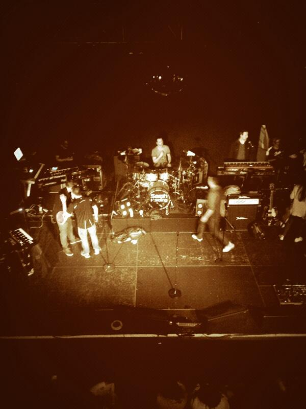 Rehearsals for @SarahNHarding http://t.co/6PAPXbHGsZ