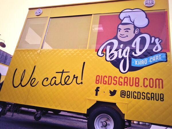 Big D's Khao Cart hits #MidtownWest tomorrow! @midtownlunch http://t.co/dxXA86Nn4I