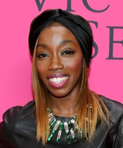 #WCW beautiful @EstelleDarlings rocking our Chrysler necklace at last year's @VictoriasSecret Fashion Show http://t.co/b8V9MonKCt