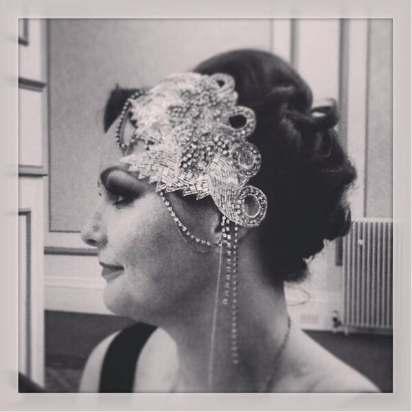 I'm a designer/maker of exquisite #bridal #accessories #weddinghour http://t.co/I8e3DWcdEW