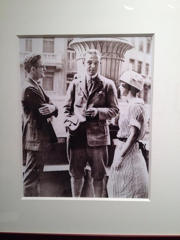 Hey @Nina_E_Kendall & @LisaHq Margaret Mitchell got to interview Rudolph Valentino! @Histocrats http://t.co/5pKMRlL3ai