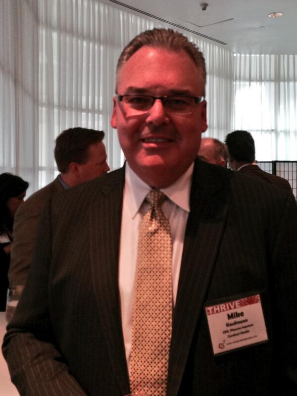 RT @Rayona: Congrats to @cardinalhealth's Mike Kaufmann for winning IWL's Guys Who Get It Award! #thrive http://t.co/zrX0c1LwDJ