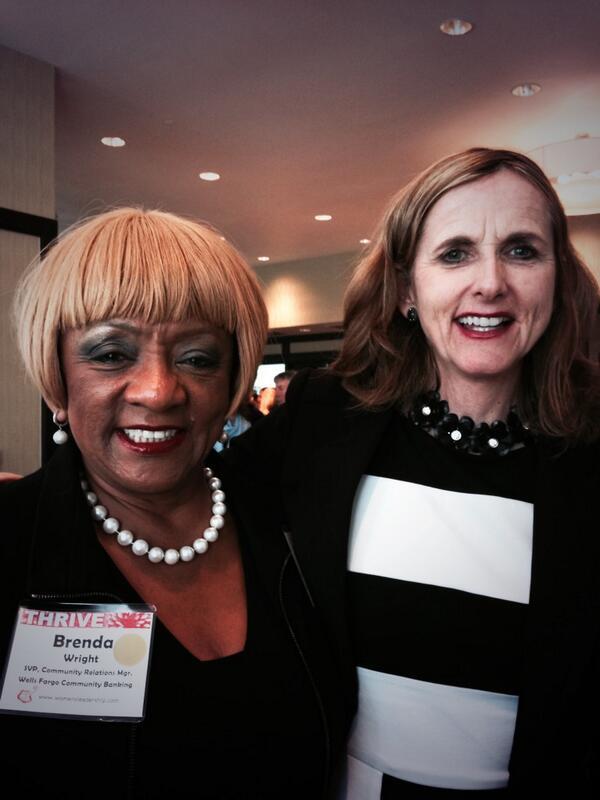 "MT: ""@Rayona: Congrats to Brenda Wright, @WellsFargo @womensfoundca winner of IWL's Community Leadership Award! http://t.co/U3BaAE3llt"""