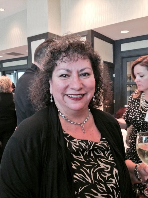 Congrats Cecilia Zamora, @NACWWomen prez, LatinoCouncil ED & IWL's Unsung Hero! http://t.co/AEQtSI1Tia