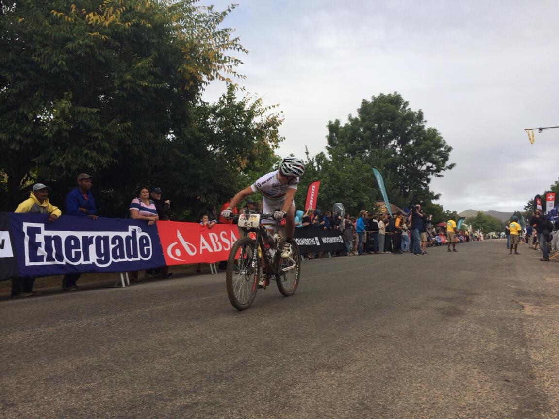 schurter check the lead