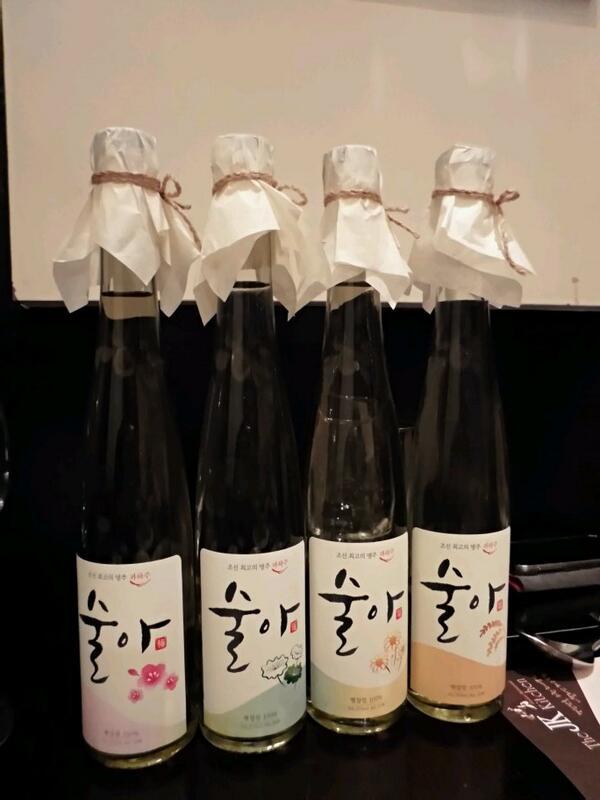 친한누님이 만든  조선최고명주 과하주  봄 여름 가을 겨울  맛과향이 다릅니다  문의는저에게 http://t.co/3qfShfSB7C