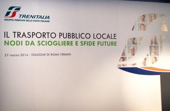 Thumbnail for Forum Trasporto Regionale 27 Marzo 2014 Roma