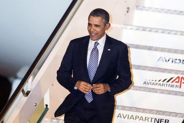 WATCH LIVE: President Obama set to meet Pope Francis in Rome http://t.co/zWkJb0x75E http://t.co/AyqU37rby9