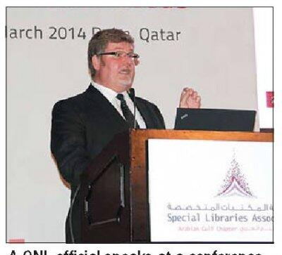 QNL supports access to Gulf heritage information http://t.co/iHcCWQBWvk http://t.co/M667WFDxs5