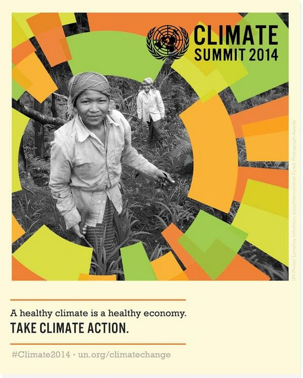 The #Climate2014 summit will take place next month. We are working for #sustainable future: http://t.co/msVrHZcipj http://t.co/6DsxbhCxLS